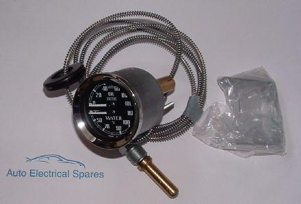 SMITHS mechanical dual oil pressure & water gauge BHA4764
